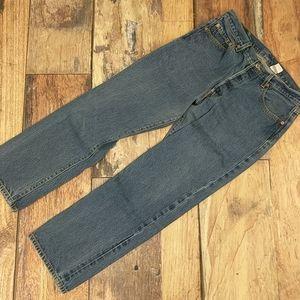 Levi's Classic 501xx  Retro Button Fly Denim Jeans